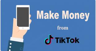 Earning Money from TIKTOK