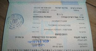 England Work Visa