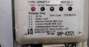 Install Earth To Your Electricity Meter To Decrease The Bill