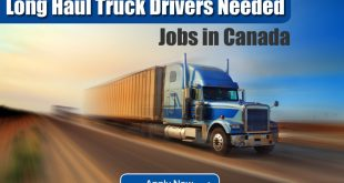 Truck Driver Jobs in Canada